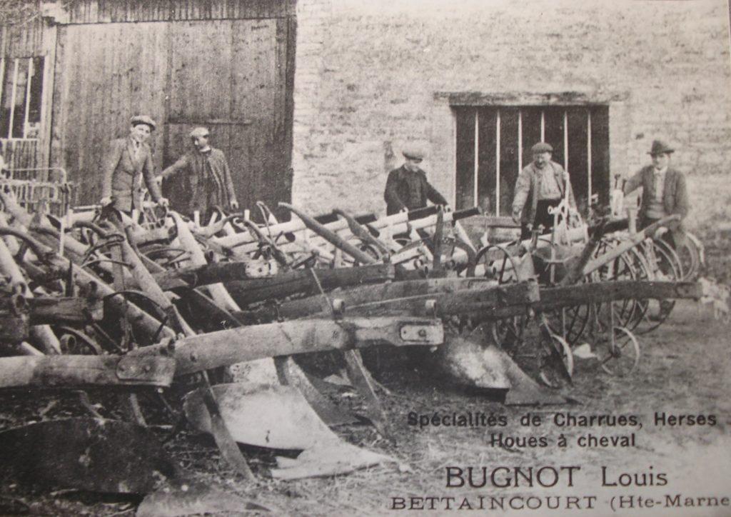 Carte postale Bugnot